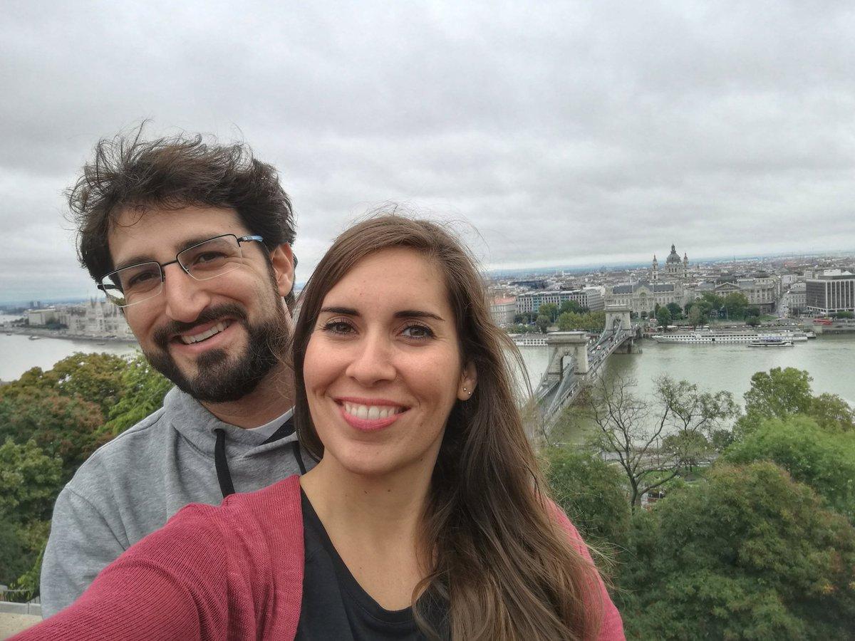 A tomar por mundo en Budapest