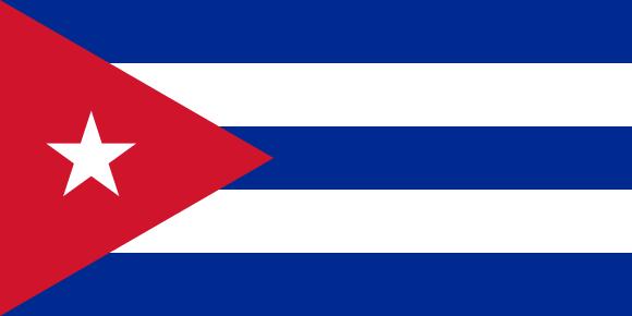 Bandera Cuba todos los viajes